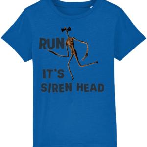 Run- it's Siren Head, Child's T shirt
