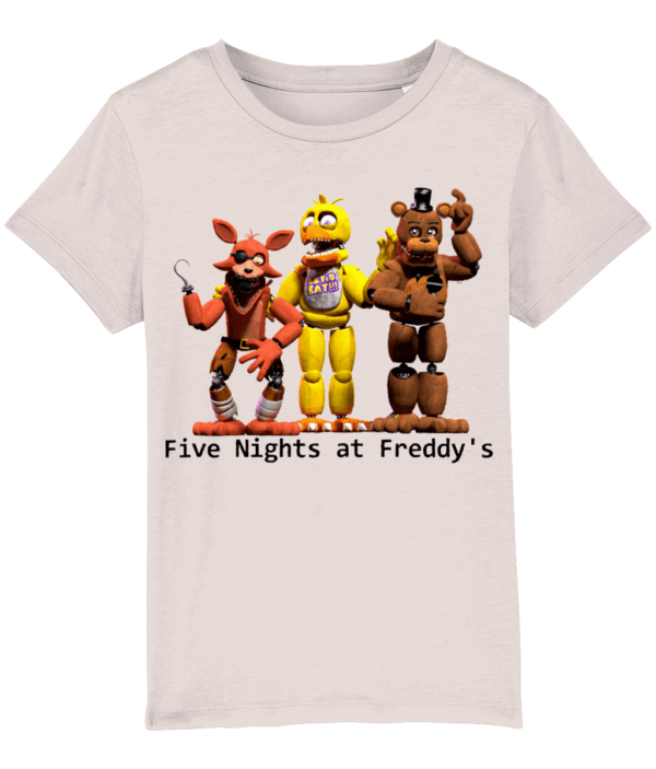 Five Nights at Freddy's Child's T Shirt five nights