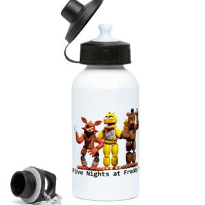 Five Nights at Freddy's 400 ml water bottle