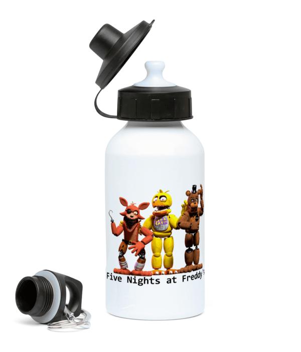 Five Nights at Freddy's 400 ml water bottle Five Nights at Freddy's 400 ml water bottle