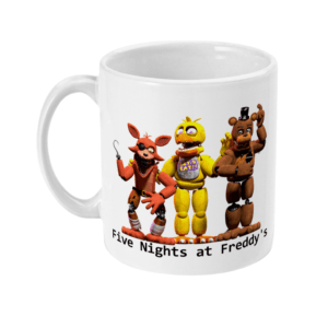11oz Mug Five Nights at Freddy's