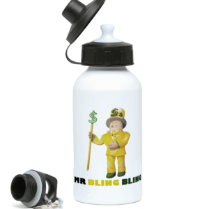 mr-bling-bling 400ml Water Bottle