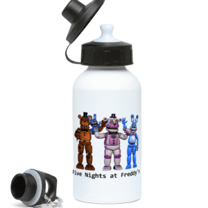 Five Nights at Freddy's 400ml Water Bottle