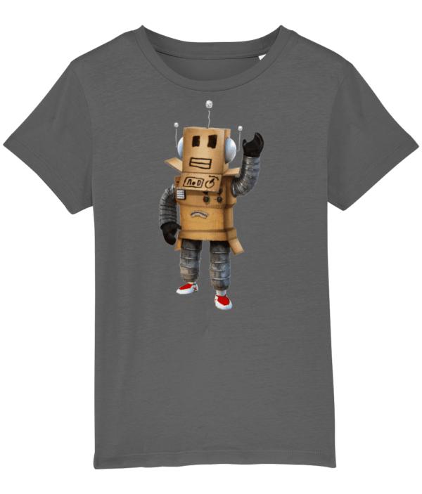 mr robot from Roblox child's t shirt mr robot