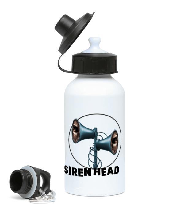 Siren Head Teeth 400ml Water Bottle Siren Head Teeth