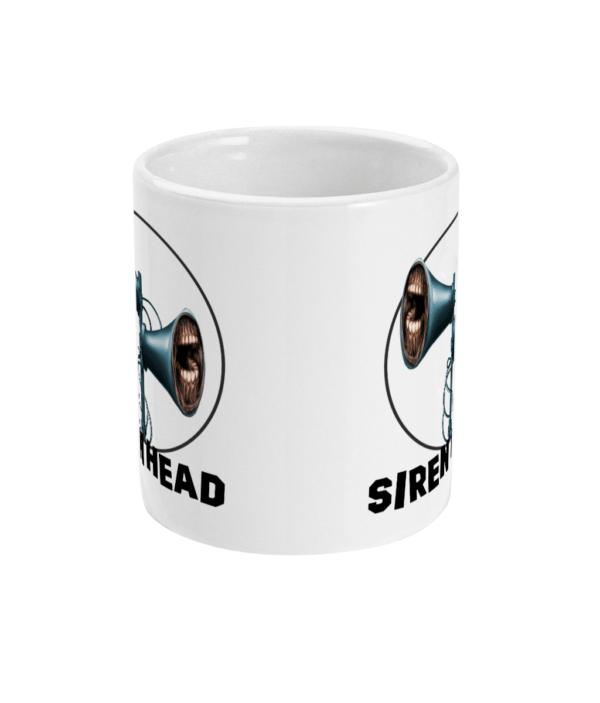 Siren Head Teeth 11oz Mug Siren Head Teeth 11oz Mug