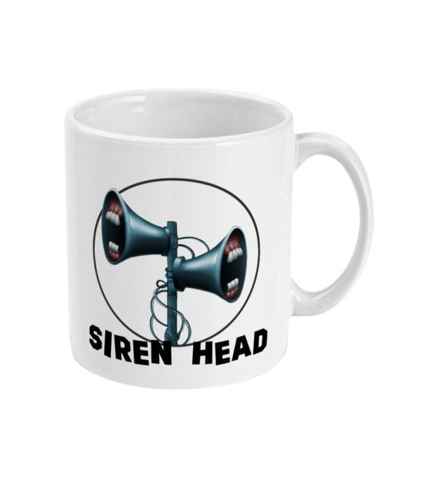 Siren Head Mug Siren Head Mug