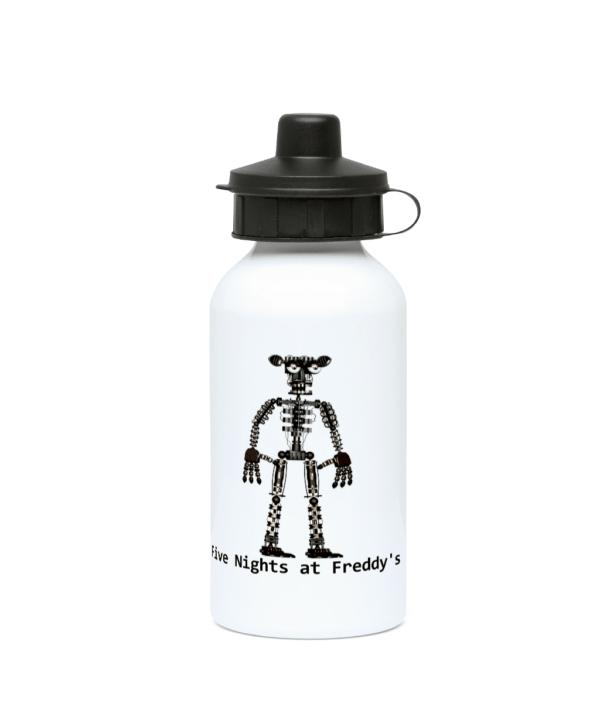 Endoskeleton, Nightmare Foxy 400ml Water Bottle Endoskeleton