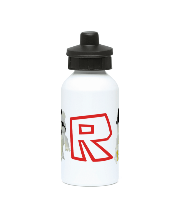 Ghosty From Piggy 400ml Water Bottle ghosty-water-bottle-style1