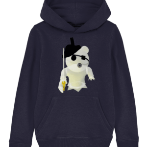 Ghosty from Piggy – a Roblox game – child's Hoodie