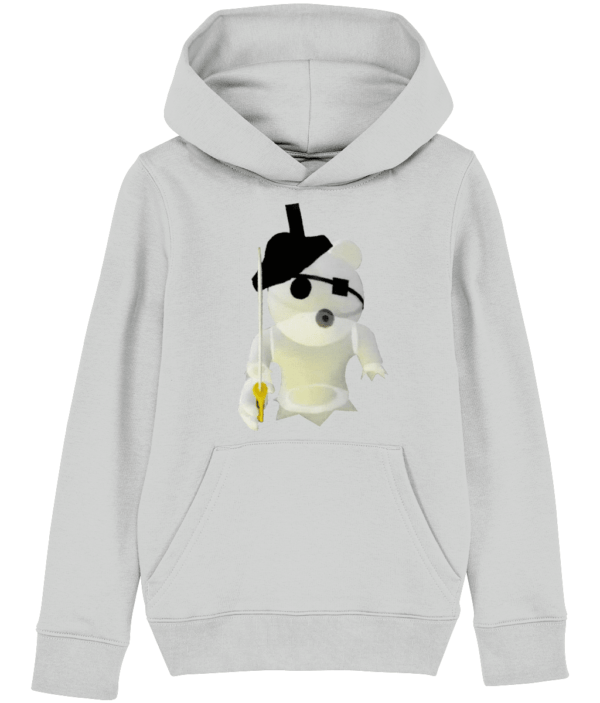 Ghosty from Piggy – a Roblox game – child's Hoodie Ghosty