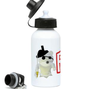 Ghosty From Piggy 400ml Water Bottle