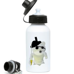 Ghosty 400ml Water Bottle