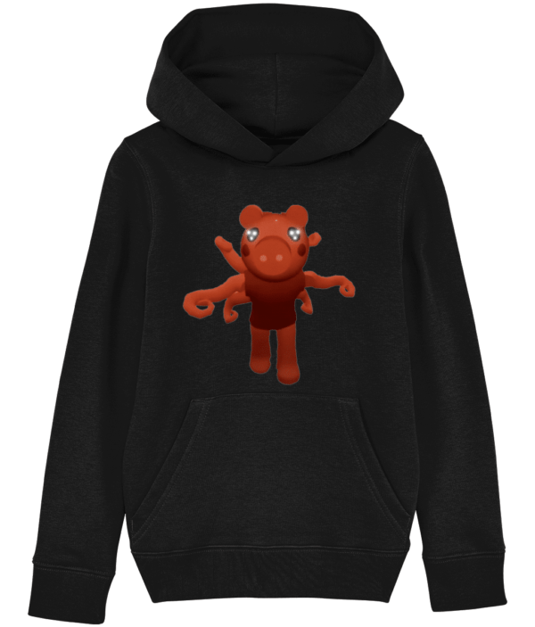 Parasite Piggy from Roblox game piggy Child's Hoodie Parasite Piggy from Roblox game piggy Child's Hoodie