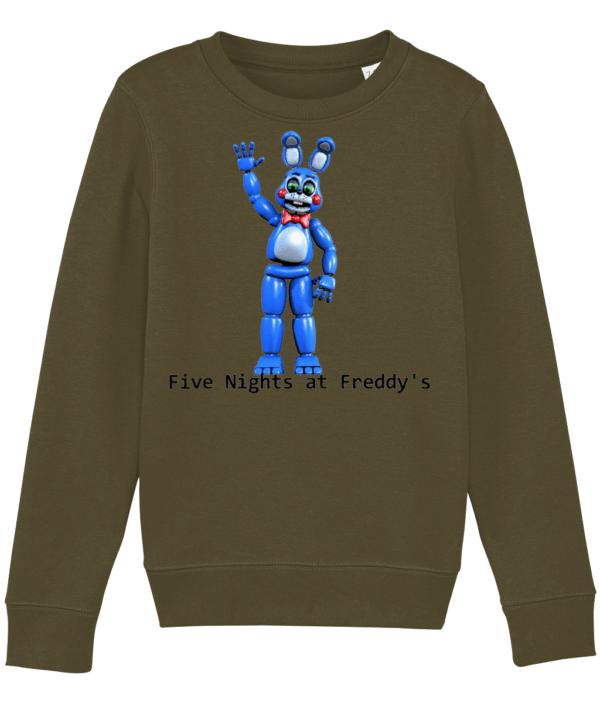 Toy Barnie from Five nights at Freddy's – FNaF Sweatshirt Toy Barnie from Five nights at Freddy's - FNaF Sweatshirt