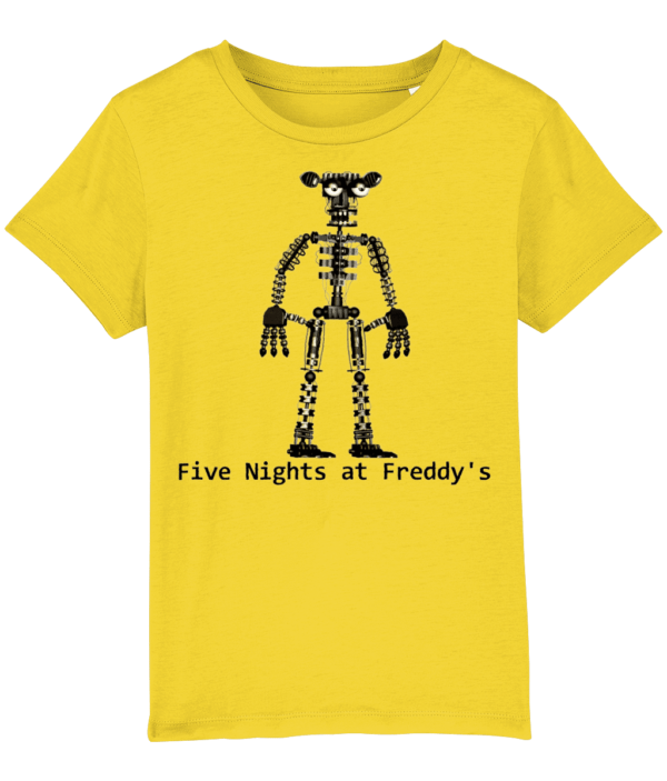 Endoskeleton, Nightmare Foxy from Five nights at Freddy's Endoskeleton