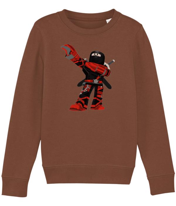 Ninja Warrior from Roblox Sweatshirt ninja warrior ROBLOX