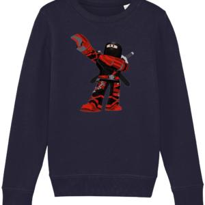 Ninja Warrior from Roblox Sweatshirt