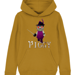 Zizzy from piggy game in roblox child's hoodie