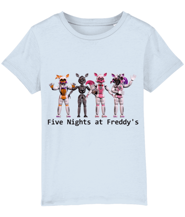 """Five Nights at Freddy's """"the girls"""" Child's T shirt Five Nights at Freddy's """"the girls"""" Child's T shirt"""