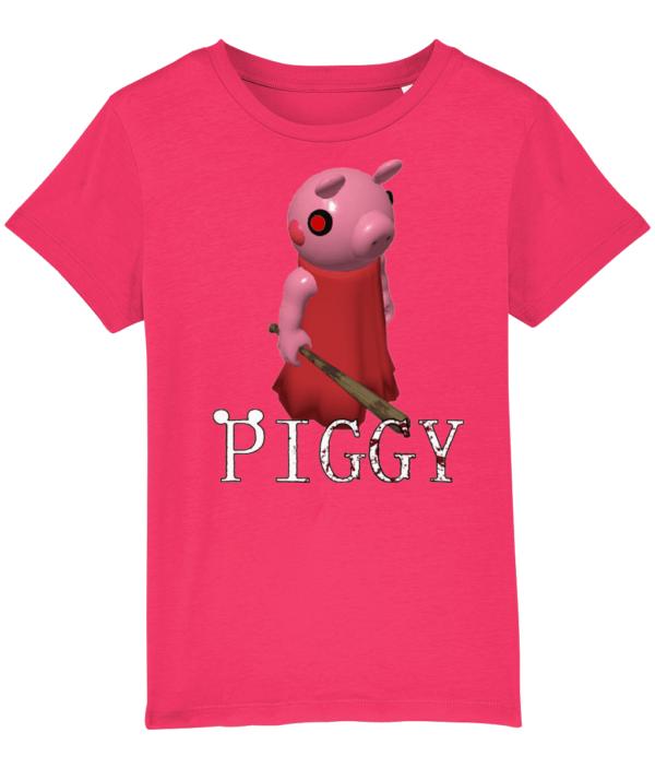 Piggy child's t-shirt from Roblox Piggy Game piggy