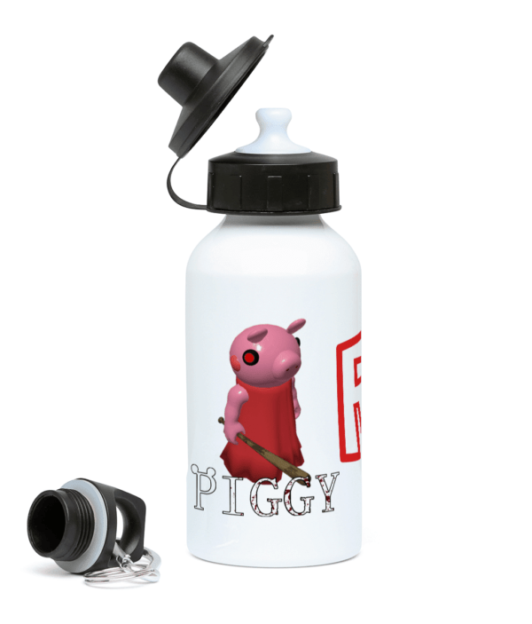 Piggy special edition from Piggy game in Roblox 400ml Water Bottle
