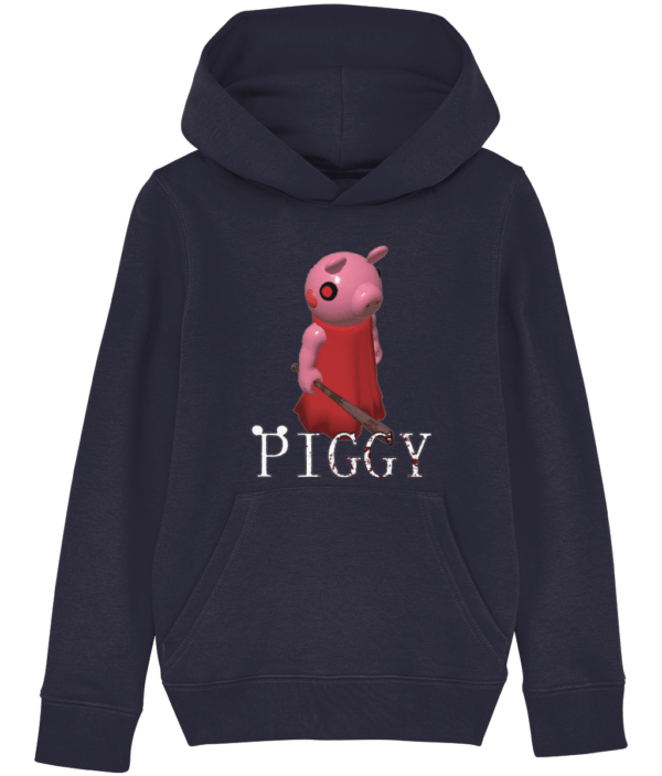 Piggy from Piggy game in Roblox child's hoodie hoodie