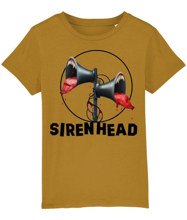 Blood Thirsty Siren Head Child's T shirt