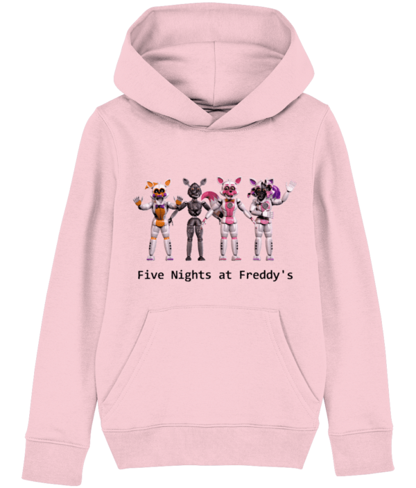 """Five Nights at Freddy's """"the girls"""" Child's Hoodie Five Nights at Freddy's """"the girls"""" Child's Hoodie"""