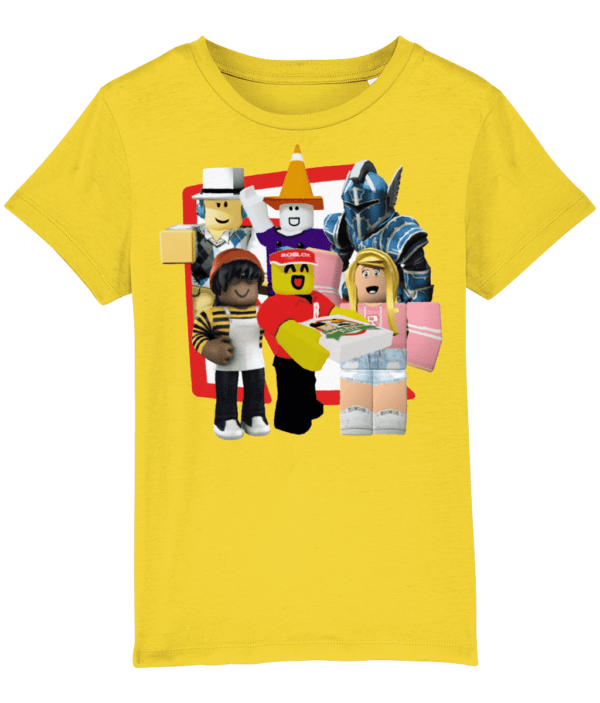 Roblox characters child's t shirt roblox