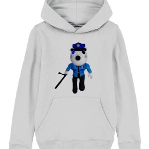Poley the Policeman from Piggy Roblox Hoodie