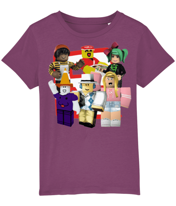 Roblox Characters including Mr Aesthetical, dizzy purple, geegee92 and the pizza guy dizzy purple