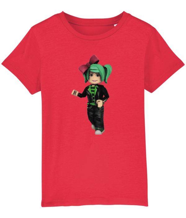 GeeGee92 plain child's T shirt GeeGee92