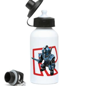 alar-knight-of-the-splintered-skies 400ml Water Bottle