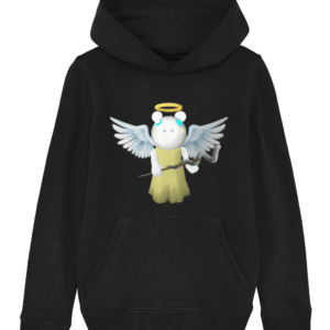 Angel from Piggy Roblox, Child's Hoodie