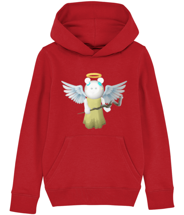 Angel from Piggy Roblox, Child's Hoodie Angel from Piggy Roblox