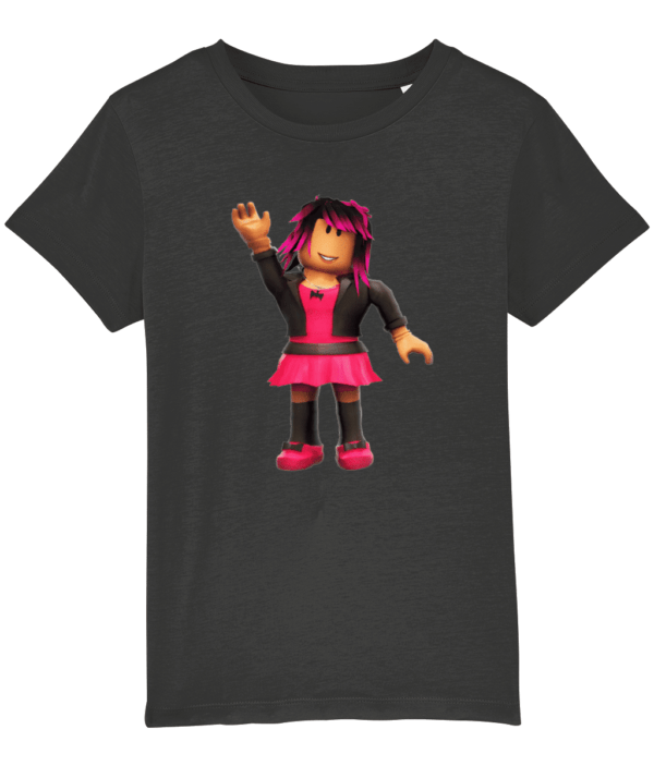 ROBLOX girl in pink pink