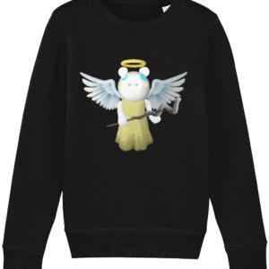 Angel Piggy Sweatshirt