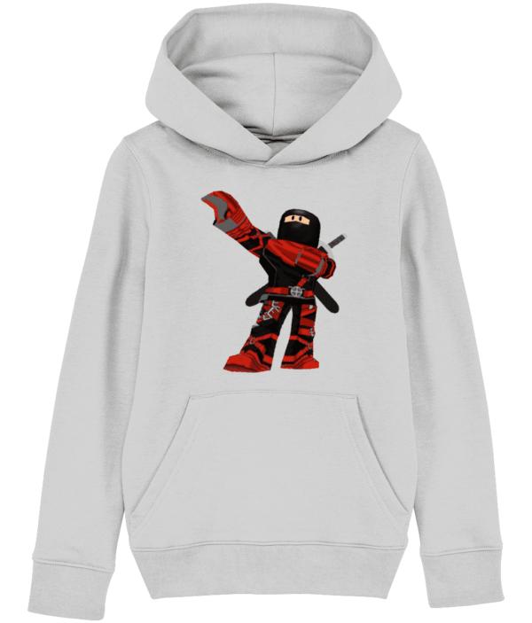 Roblox Ninja Warrior Child's Hoodie Roblox Ninja Warrior