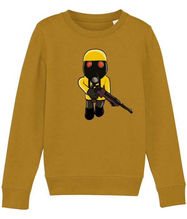 Torcher from Piggy in Roblox, child's Sweatshirt child's Sweatshirt