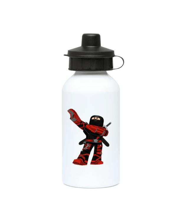 Ninja Warrior from Roblox 400ml Water Bottle Ninja Warrior from Roblox 400ml Water Bottle