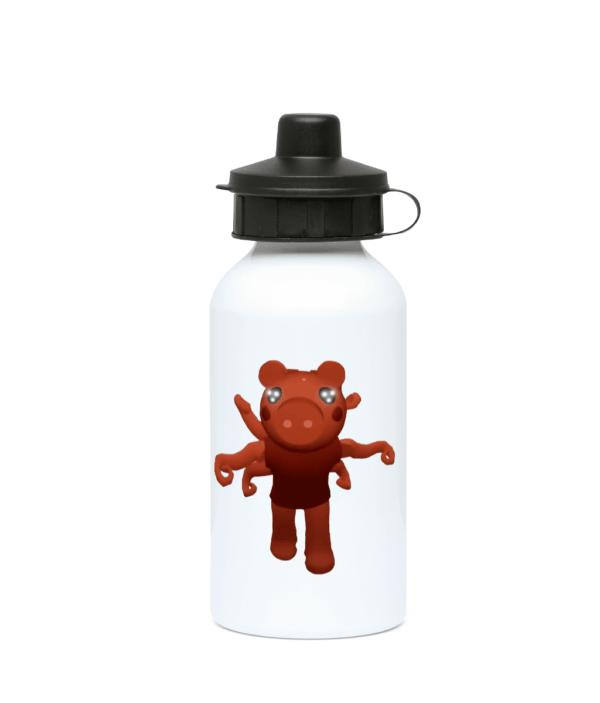 Parasite Piggy from Piggy Game 400ml Water Bottle parasite