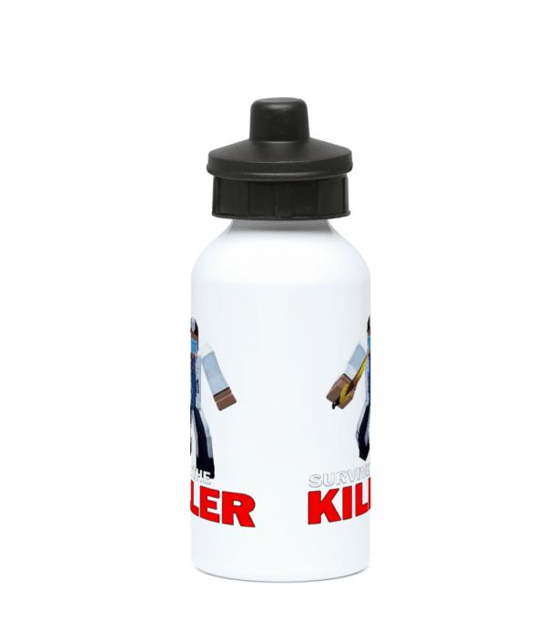 asylum doctor survive-the-killer 400ml Water Bottle asylum doctor survive-the-killer 400ml Water Bottle