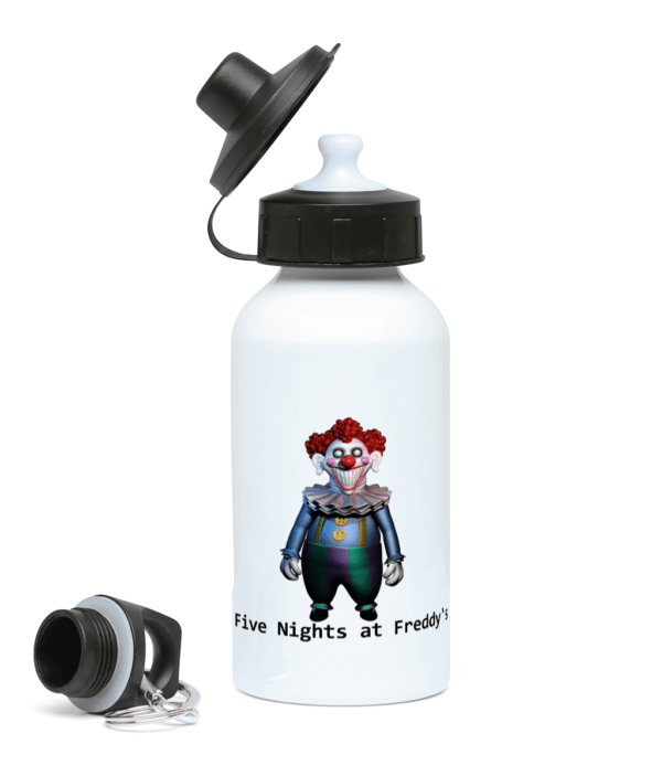 Clowny from Five nights at Freddy's400ml Water Bottle clowny