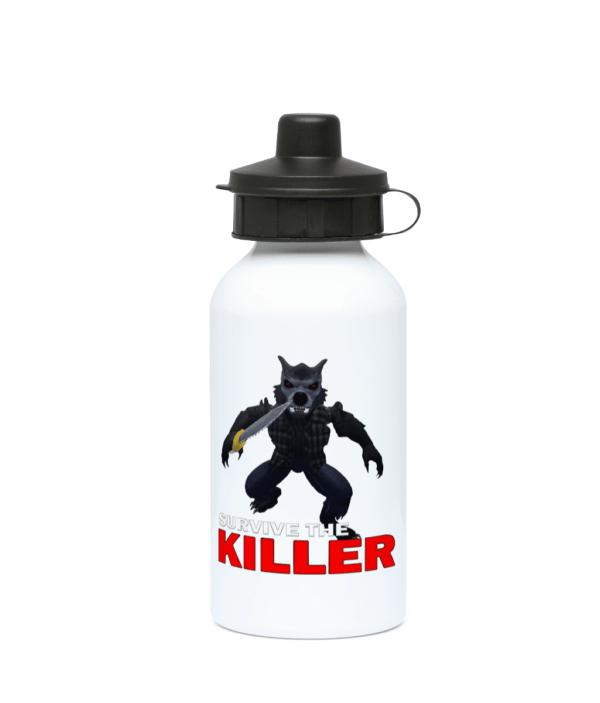 darius howley survive-the-killer 400ml Water Bottle darius howley survive-the-killer 400ml Water Bottle