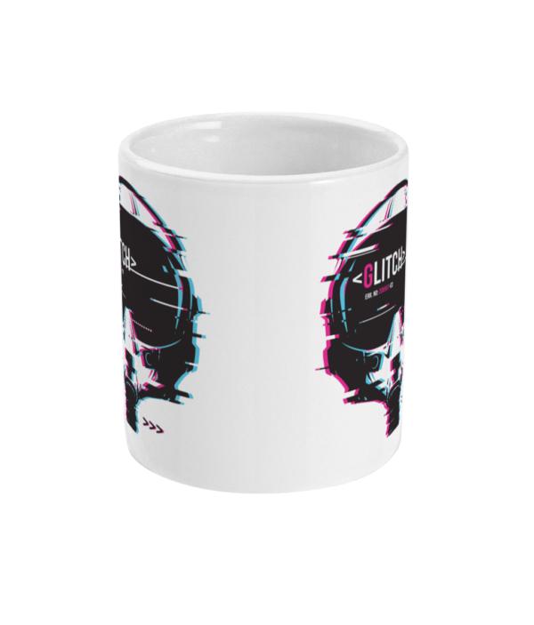 The Glitch 11oz Mug The Glitch 11oz Mug