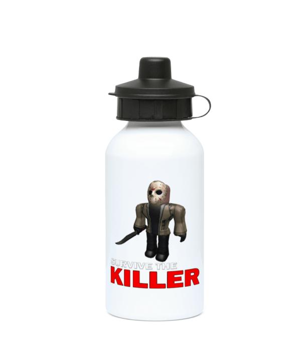 Jason survive the killer 400ml Water Bottle Jason survive the killer 400ml Water Bottle