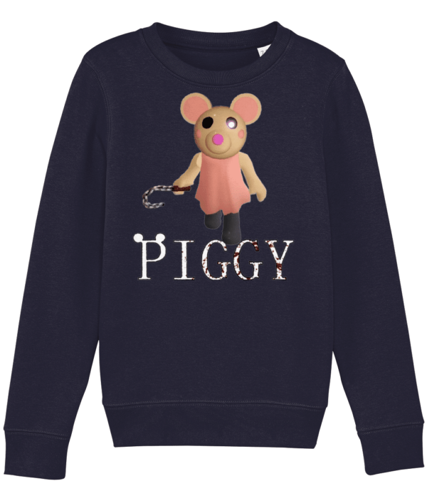Mousey from Piggy in Roblox, child's sweatshirt mousey