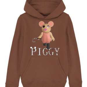 Mousey from Piggy in Roblox, child's hoodie mousey