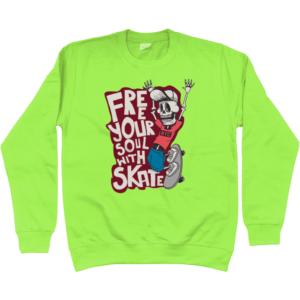 Bargain range skate sweatshirt